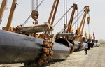 Iranian pipeline merely a pipe dream, Iraqis say