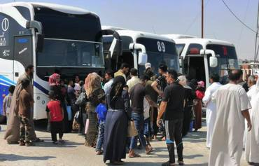 Grants ease return of displaced Anbar families