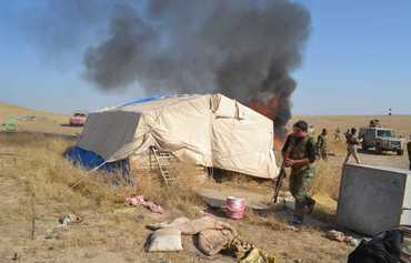 Iraq works to bring Anbar desert back under control