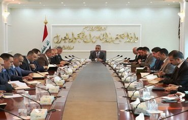 Iraq to establish court to prosecute high-profile corruption cases