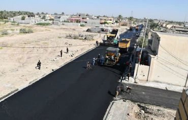 Diyala province sub-district sees security, construction resurgence