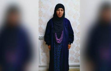 Al-Baghdadi sister arrested in northern Syria