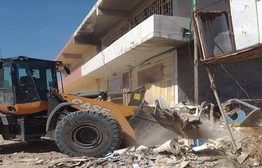 Salaheddine works to rebuild Baiji district post-ISIS