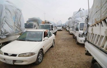 Kirkuk encourages displaced families to return