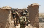 Iraqi forces secure al-Qayyarah outskirts from ISIS threat