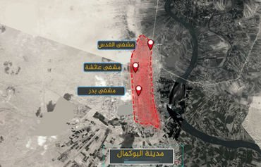Deir Ezzor activists expose locations of IRGC bases