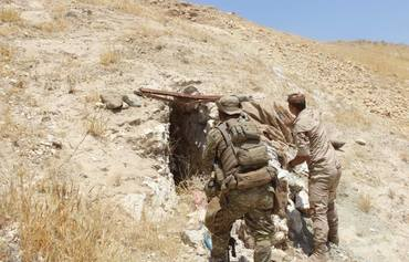 Iraqi forces kill 6 ISIS militants in Badoush mountains