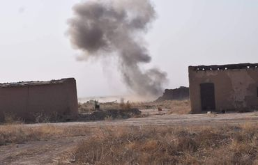 ISIS rest-houses, explosives destroyed in Hatra desert