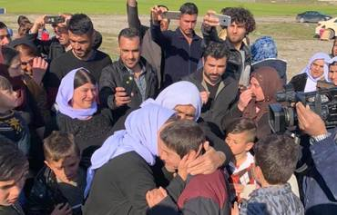 3,524 Yazidis rescued from ISIS to date