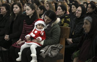 Iraqi Christians cancel Christmas celebrations in solidarity with protests