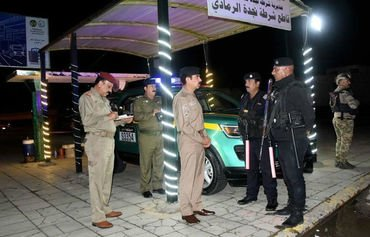 Anbar removes checkpoints in sign of enhanced security