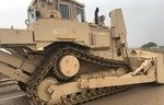 Iraq receives new border equipment from international coalition