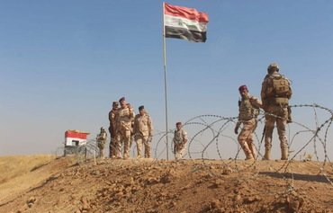Iraq continues to fortify border with Syria