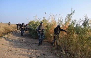 Iraqi forces launch search operation for ISIS remnants in al-Hawijah