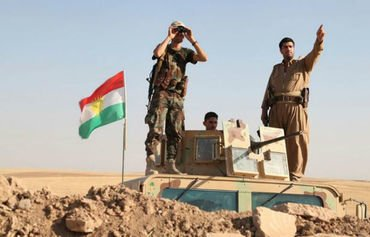 Peshmerga forces crack down on ISIS in eastern Iraq