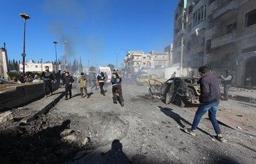 Civilians in Idlib voice mistrust of ceasefire