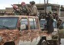 فرار غیرنظامیان از حومه حلب در پی حملات هوایی سنگین