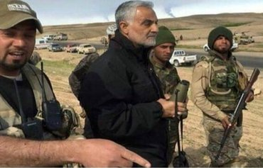 With Soleimani gone, IRGC-backed militias in Syria falter