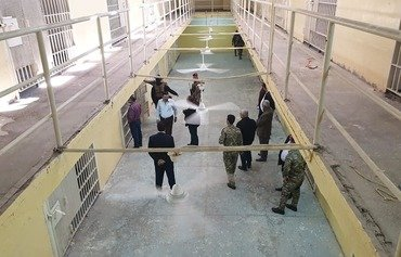 Iraq to reopen expanded, modernised prisons