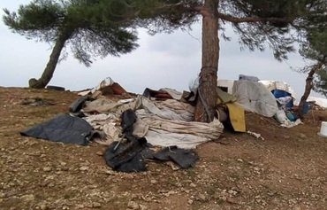 Idlib displaced without shelter as war enters 10th year