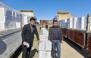 Iraq works to curtail COVID-19 spread in IDP camps