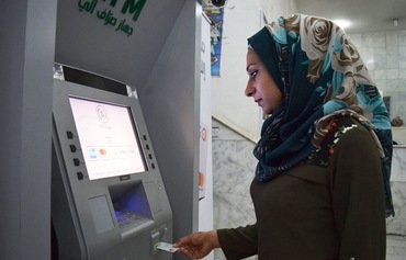 Banking services restored in Anbar's Anah district