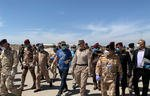 International coalition hands over 5th military site to Iraqi army