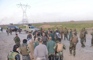 Peshmerga forces call for joint efforts to eliminate ISIS remnants