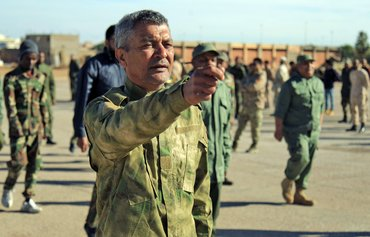 Libyan strongman stages new coup attempt, buoyed by Moscow mercenaries
