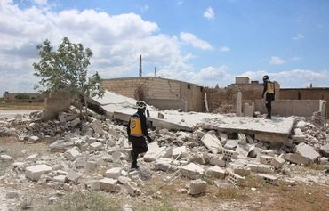 Tension rises after ceasefire is broken in Idlib