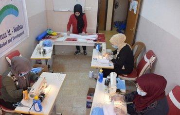 پروژه ماسک موصل موجب محافظت از جان مردم و ایجاد فرصتهای شغلی میشود