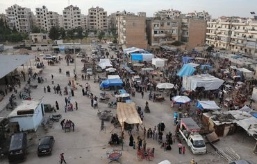 Unusual Eid in Idlib amid security, health concerns