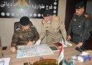 پلیس دیالی فرمانده های داعش را بازداشت کرد