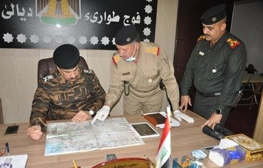 Diyala police net ISIS commanders