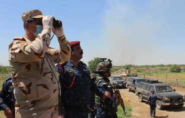 Iraqi forces clamp down on ISIS remnants in eastern Samarra