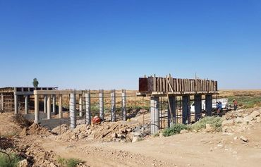 Ninawa's Hatra district sees flurry of reconstruction activity post-ISIS