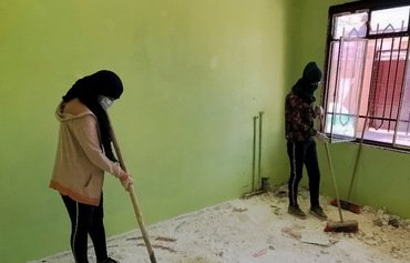 Iraq makes progress rebuilding homes damaged by terrorism