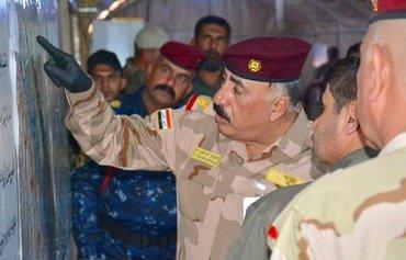 القوات العراقية تدحر خطط داعش لاستعادة قوته