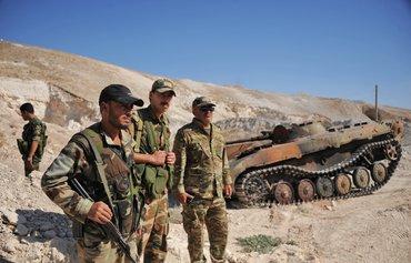 منظمة حظر الأسلحة الكيميائية تحذر النظام السوري بشأن هجمات بالسارين في 2017