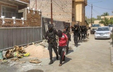 Iraqi forces arrest 7 ISIS remnants in Ninawa