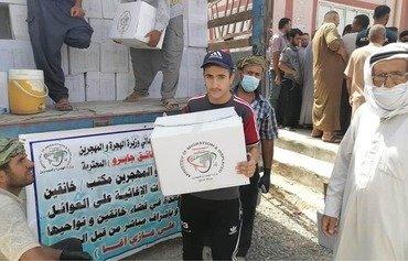 ۴۳۰ خانواده آواره به استان دیالی عراق بازگشتند
