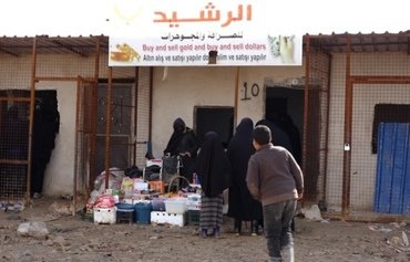 Al-Hol ISIS women solicit funding inside camp, online