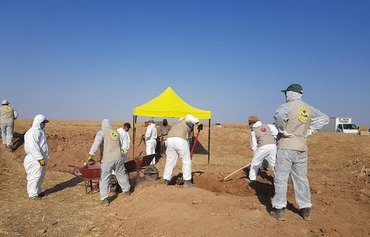 More mass graves of ISIS victims found in Iraq