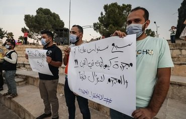 Vigils for Ghouta on sarin attack anniversary