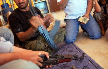 Illegal arms contribute to Idlib lawlessness