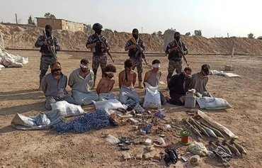 SDF unit busts 7-member ISIS cell in Deir Ezzor