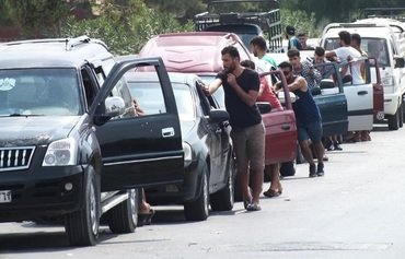 Fuel crisis worsens in Syrian regime-controlled areas