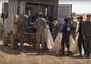 Les FDS remettent les restes des soldats tués par l'EIIS au régime syrien