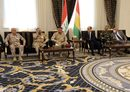 Iraqi army, Peshmerga to co-ordinate security operations