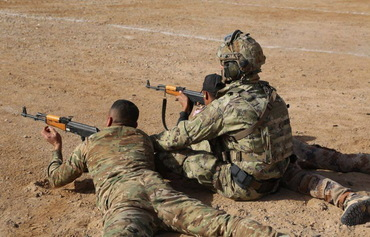 Coalition training supports Iraqi forces in ISIS fight